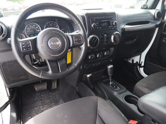 2014 Jeep Wrangler Unlimited Sport Pampa, Texas 5