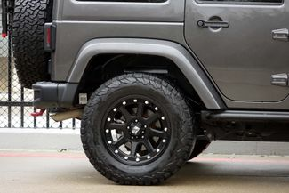 2014 Jeep Wrangler Unlimited Rubicon X * 1-OWNER * Hard Top * NAVI * XD Wheels Plano, Texas 27