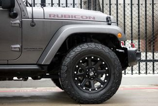2014 Jeep Wrangler Unlimited Rubicon X * 1-OWNER * Hard Top * NAVI * XD Wheels Plano, Texas 28