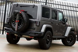 2014 Jeep Wrangler Unlimited Rubicon X * 1-OWNER * Hard Top * NAVI * XD Wheels Plano, Texas 4