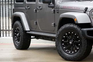 2014 Jeep Wrangler Unlimited Rubicon X * 1-OWNER * Hard Top * NAVI * XD Wheels Plano, Texas 21