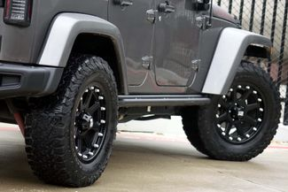 2014 Jeep Wrangler Unlimited Rubicon X * 1-OWNER * Hard Top * NAVI * XD Wheels Plano, Texas 23