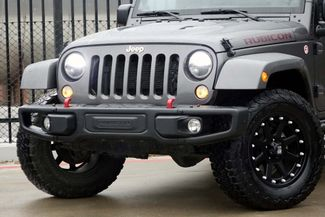 2014 Jeep Wrangler Unlimited Rubicon X * 1-OWNER * Hard Top * NAVI * XD Wheels Plano, Texas 20
