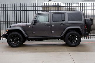 2014 Jeep Wrangler Unlimited Rubicon X * 1-OWNER * Hard Top * NAVI * XD Wheels Plano, Texas 3