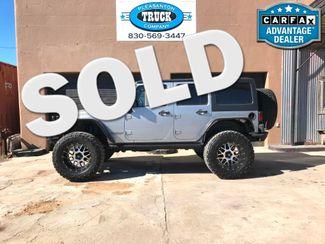 2014 Jeep Wrangler Unlimited in Pleasanton TX