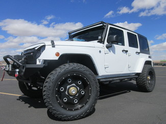 2014 Jeep Wrangler Unlimited Sahara 4X4 in , Colorado