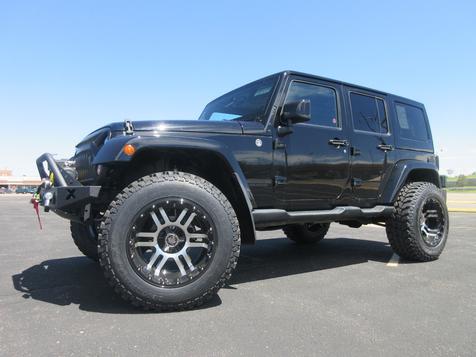 2014 Jeep Wrangler Unlimited Sahara 4X4 in , Colorado