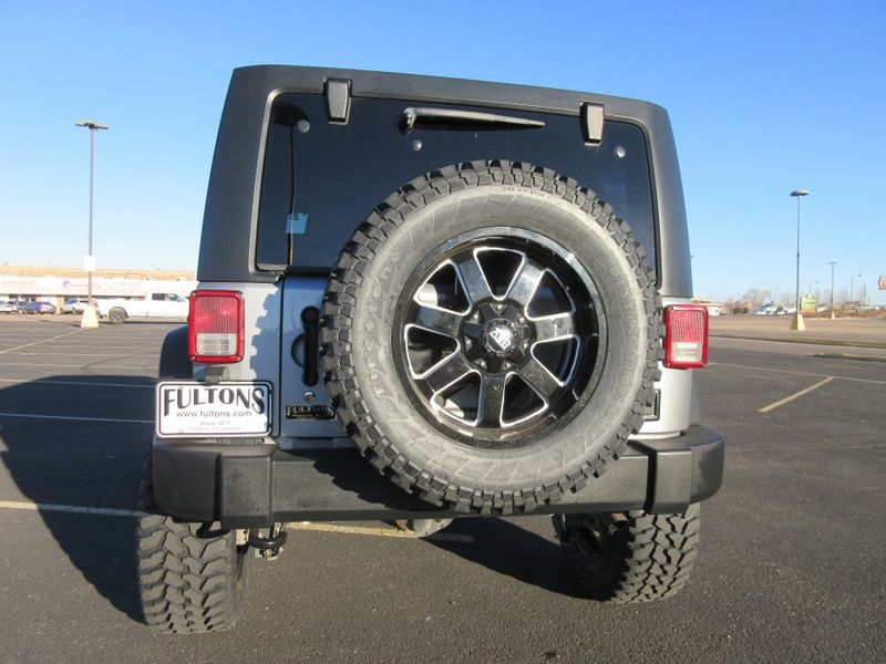 2014 Jeep Wrangler Unlimited Rubicon 4X4  Fultons Used Cars Inc  in , Colorado