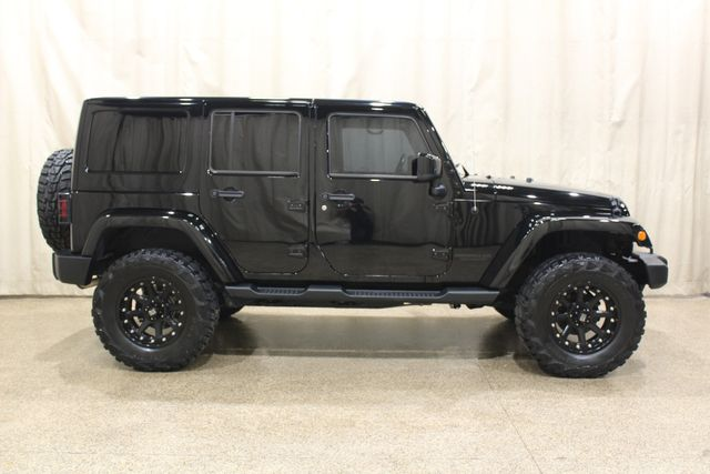 2014 Jeep Wrangler Unlimited Altitude Roscoe, Illinois 1