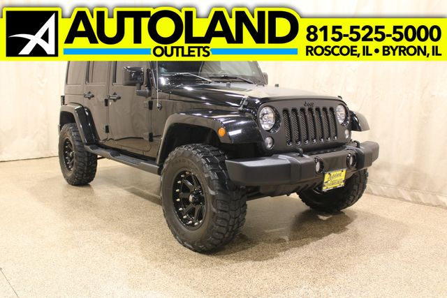 2014 Jeep Wrangler Unlimited Altitude Roscoe, Illinois 0