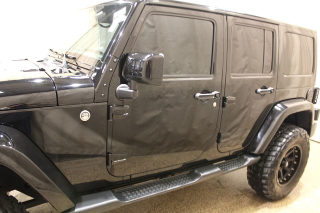 2014 Jeep Wrangler Unlimited Altitude Roscoe, Illinois 11