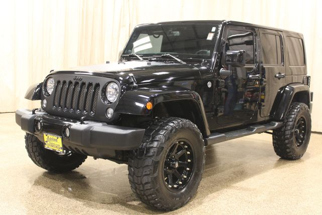 2014 Jeep Wrangler Unlimited Altitude Roscoe, Illinois 2