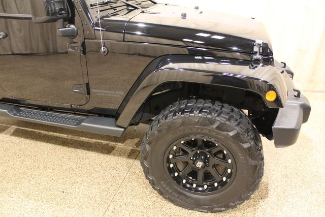 2014 Jeep Wrangler Unlimited Altitude Roscoe, Illinois 4