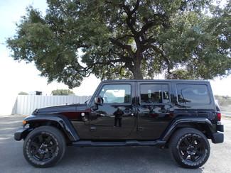 2014 Jeep Wrangler Unlimited 4 Door Sahara 3.6L V6 4X4 in San Antonio Texas