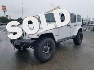 2014 Jeep Wrangler Unlimited Sahara San Antonio, TX