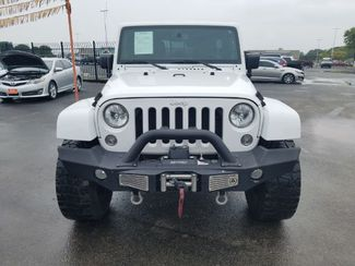2014 Jeep Wrangler Unlimited Sahara San Antonio, TX 2