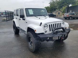2014 Jeep Wrangler Unlimited Sahara San Antonio, TX 3