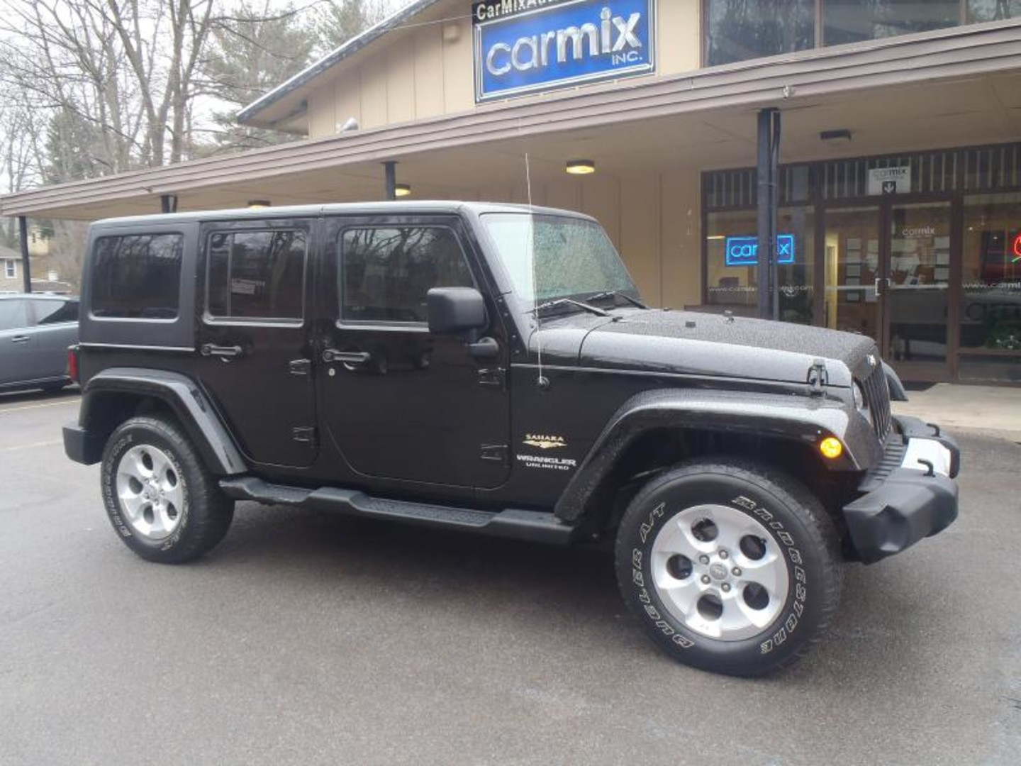 2014 jeep wrangler unlimited sahara city pa carmix auto sales. Black Bedroom Furniture Sets. Home Design Ideas
