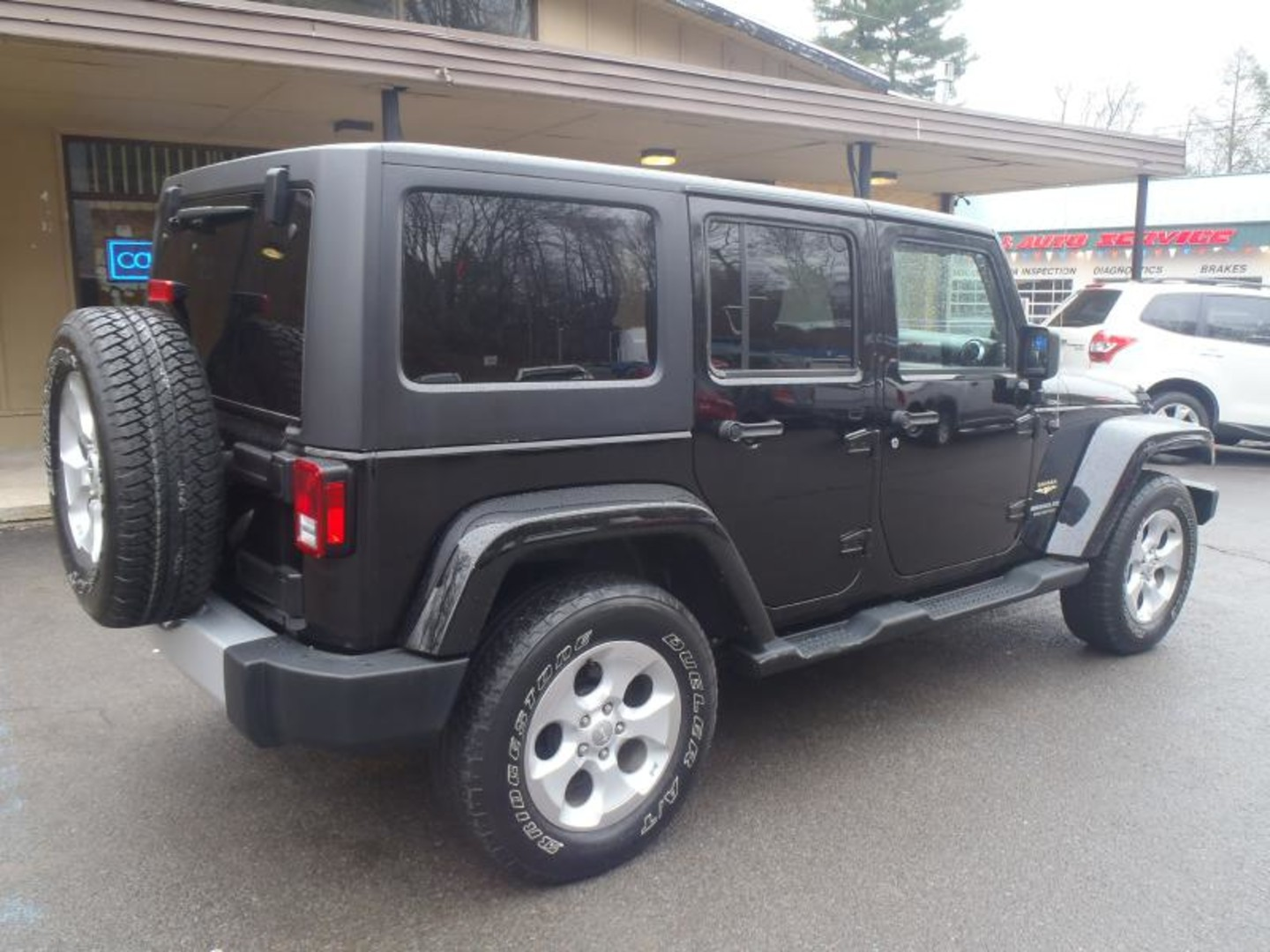 2014 jeep wrangler unlimited sahara city pa carmix auto sales included. Cars Review. Best American Auto & Cars Review