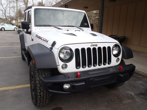 2014 Jeep Wrangler Unlimited Rubicon X in Shavertown