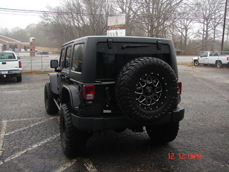 2014 Jeep Wrangler Unlimited Sport Spartanburg, South Carolina 5
