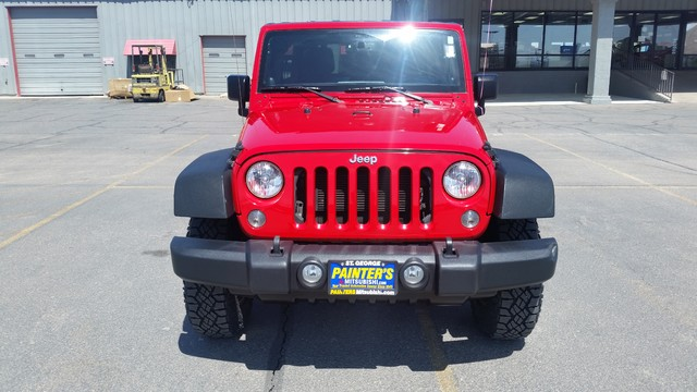 2014 Jeep Wrangler Unlimited Sport St. George, UT 1