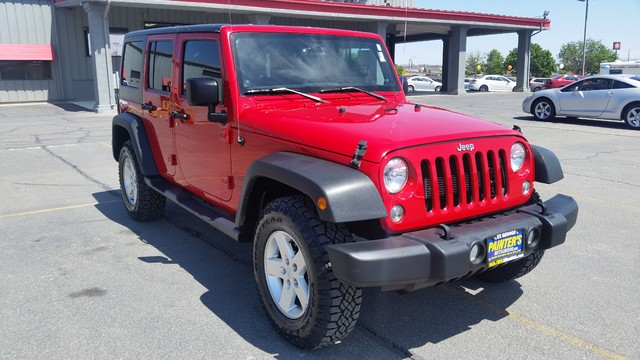 2014 Jeep Wrangler Unlimited Sport St. George, UT 0