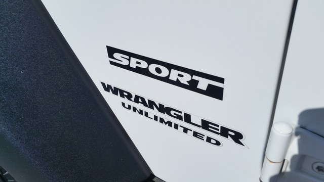 2014 Jeep Wrangler Unlimited Sport St. George, UT 11