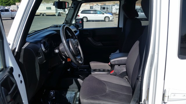 2014 Jeep Wrangler Unlimited Sport St. George, UT 12