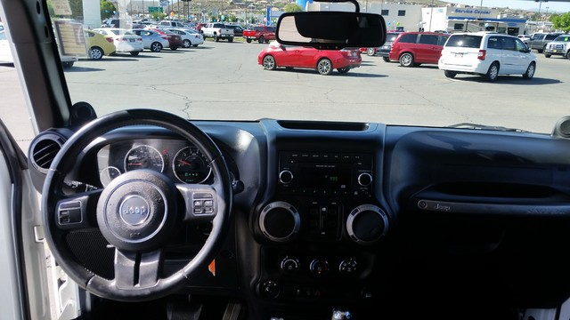 2014 Jeep Wrangler Unlimited Sport St. George, UT 14