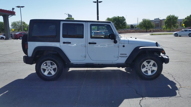 2014 Jeep Wrangler Unlimited Sport St. George, UT 3