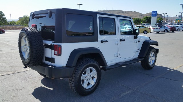 2014 Jeep Wrangler Unlimited Sport St. George, UT 4