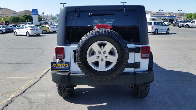 2014 Jeep Wrangler Unlimited Sport St. George, UT 5