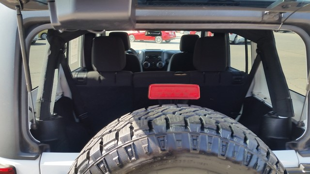 2014 Jeep Wrangler Unlimited Sport St. George, UT 7