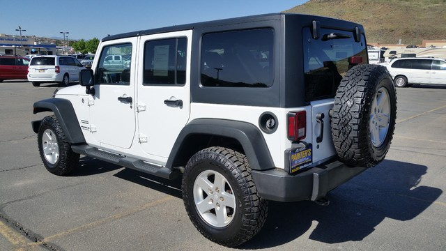 2014 Jeep Wrangler Unlimited Sport St. George, UT 8