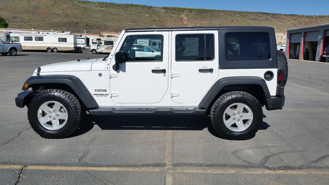 2014 Jeep Wrangler Unlimited Sport St. George, UT 9