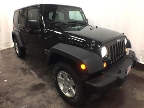 2014 Jeep Wrangler Unlimited Sport in Victoria, MN