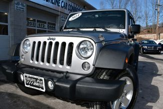 2014 Jeep Wrangler Unlimited Sport Waterbury, Connecticut 3