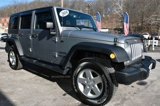 2014 Jeep Wrangler Unlimited Sport Waterbury, Connecticut 7