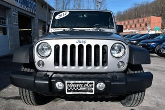 2014 Jeep Wrangler Unlimited Sport Waterbury, Connecticut 8