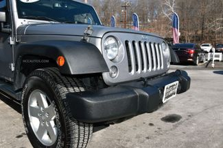 2014 Jeep Wrangler Unlimited Sport Waterbury, Connecticut 9