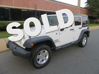 2014 Jeep Wrangler Unlimited Sport Watertown, Massachusetts