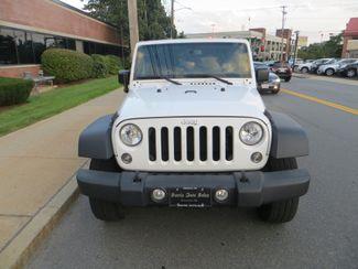 2014 Jeep Wrangler Unlimited Sport Watertown, Massachusetts 1