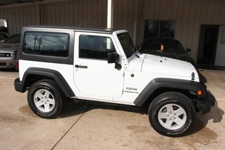 2014 Jeep Wrangler Sport in Vernon Alabama