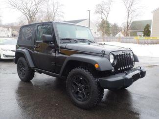 2014 Jeep Wrangler in Whitman Massachusetts
