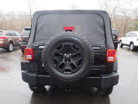 2014 Jeep Wrangler Willys Wheeler | Whitman, Massachusetts | Martin's Pre-Owned in Whitman, Massachusetts