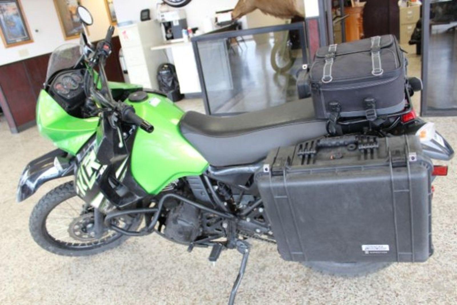 2014 Kawasaki Kl650 E City Mt Bleskin Motor Company