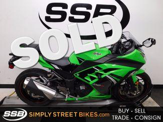 2014 Kawasaki Ninja 300 Special Edition ABS  in Eden Prairie
