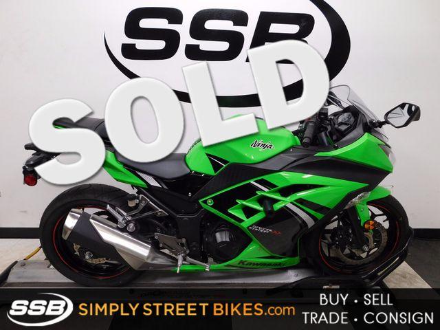2014 Kawasaki Ninja 300 Special Edition ABS