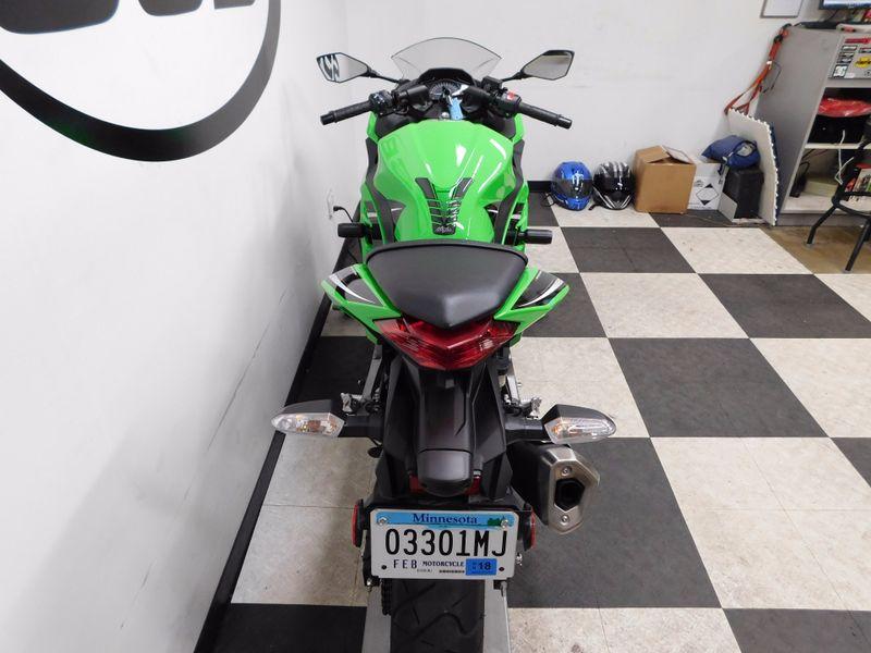 2014 Kawasaki Ninja 300 Special Edition ABS  in Eden Prairie, Minnesota